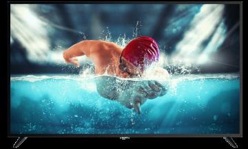 "AXEN 55"" 4K ULTRA HD SMART LED TV"